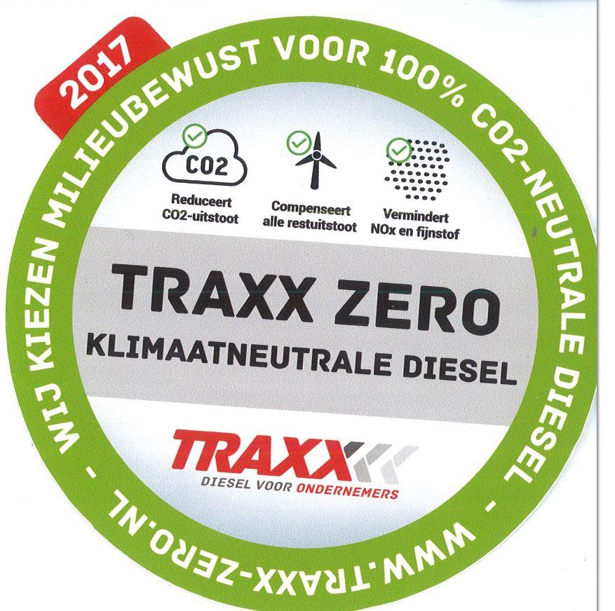 Traxx Zero Diesel Alsema B.V.