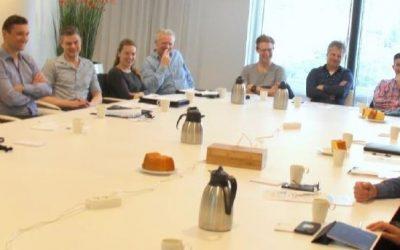 Bijeenkomst sectorinitiatief