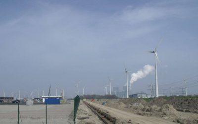 Aanleg kabelverbinding voor het datacentrum in de Eemshaven